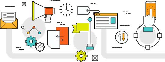 WebEscuela - Fondo Curso Marketing de Contenidos y Blogging