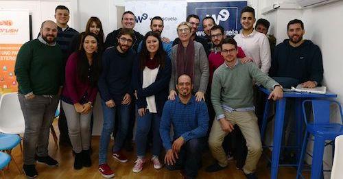 Alumnos de la Masterclass - Webescuela