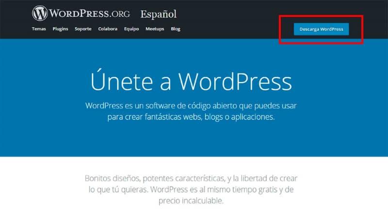Cómo crear un blog en WordPress manualmente o en un sólo clic?