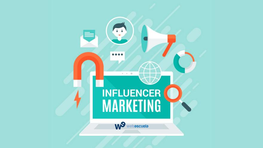¿Qué tipos de influencers existen?
