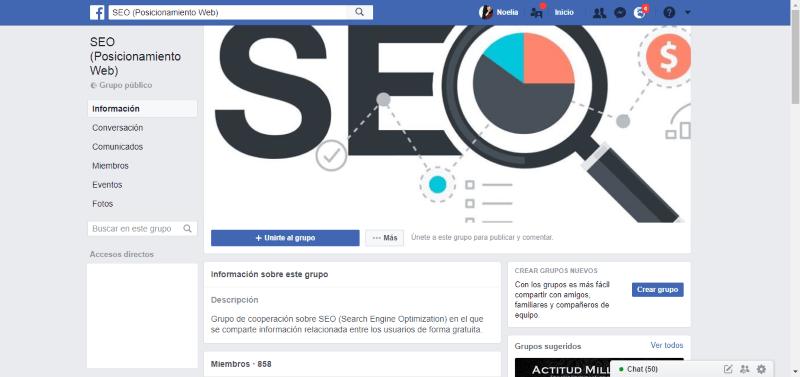 SEO (Posicionamiento Web)