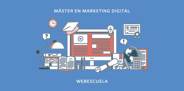 Máster en Marketing Digital (Barcelona y Online)