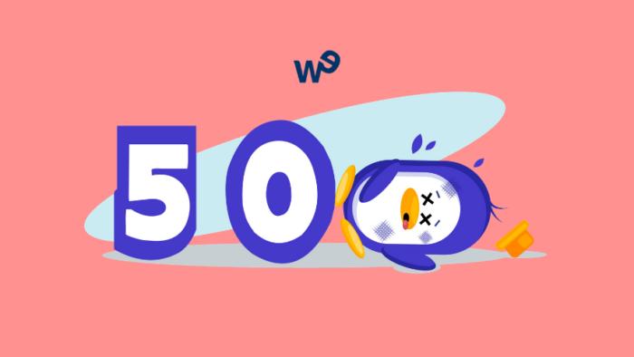 """¿Qué es un """"Error http 500"""" y cómo puedo solucionarlo en WordPress y PrestaShop?"""