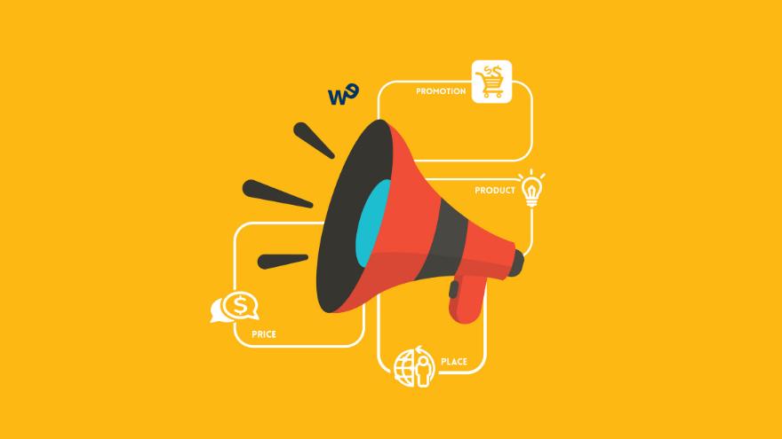 """¿Qué es el """"Marketing Mix"""" y en qué consiste su estrategia de las 4P's?"""