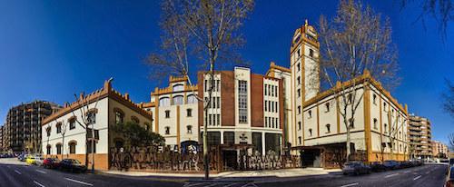 Antiga Fàbrica de Estrella Damm