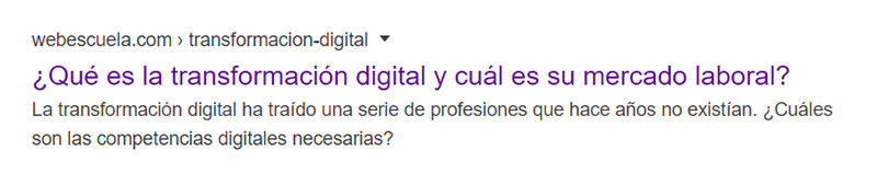 ¿Qué es la Meta Description?