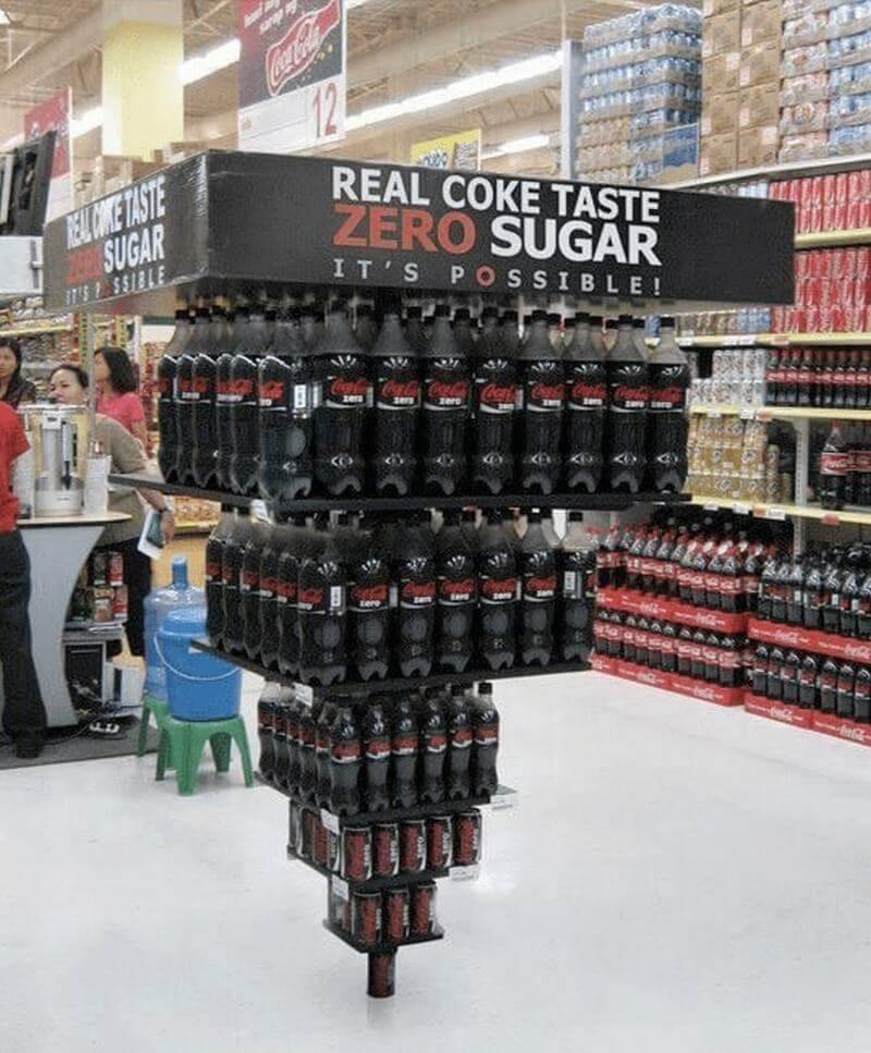 Misión Imposible – Coca Cola