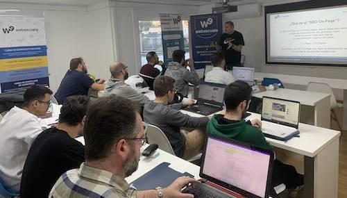 """Curso de Webescuela de """"Diseño Web en WordPress"""""""