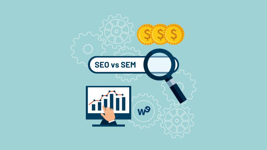 SEO y SEM: Diferencias entre ambas estrategias ¿cuál me conviene más para mi negocio?