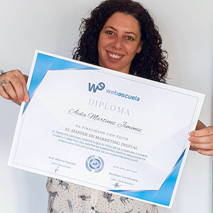 Aida Martínez (Alumna Webescuela)