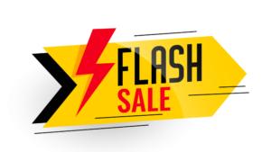 Ejemplo de Neuromarketing oferta flash