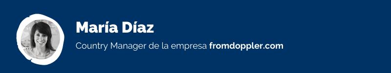 María Díaz - Tendencias Marketing Digital