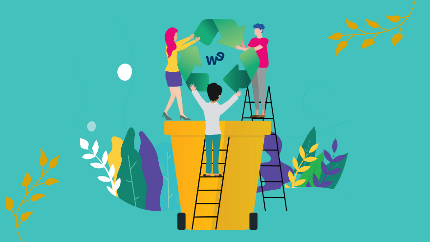 ¿Qué es el reciclaje de contenidos?