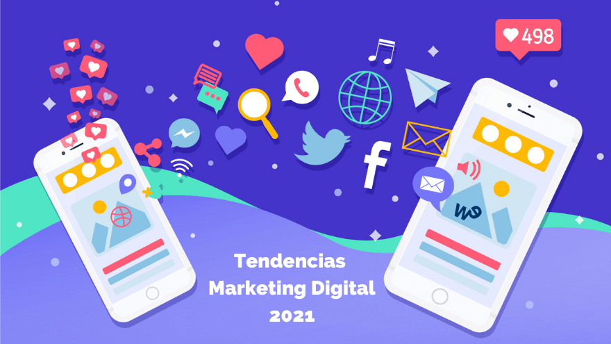 Tendencias en Marketing Digital para 2021