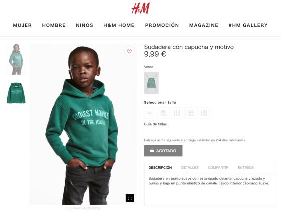 Gestión de crisis H&M