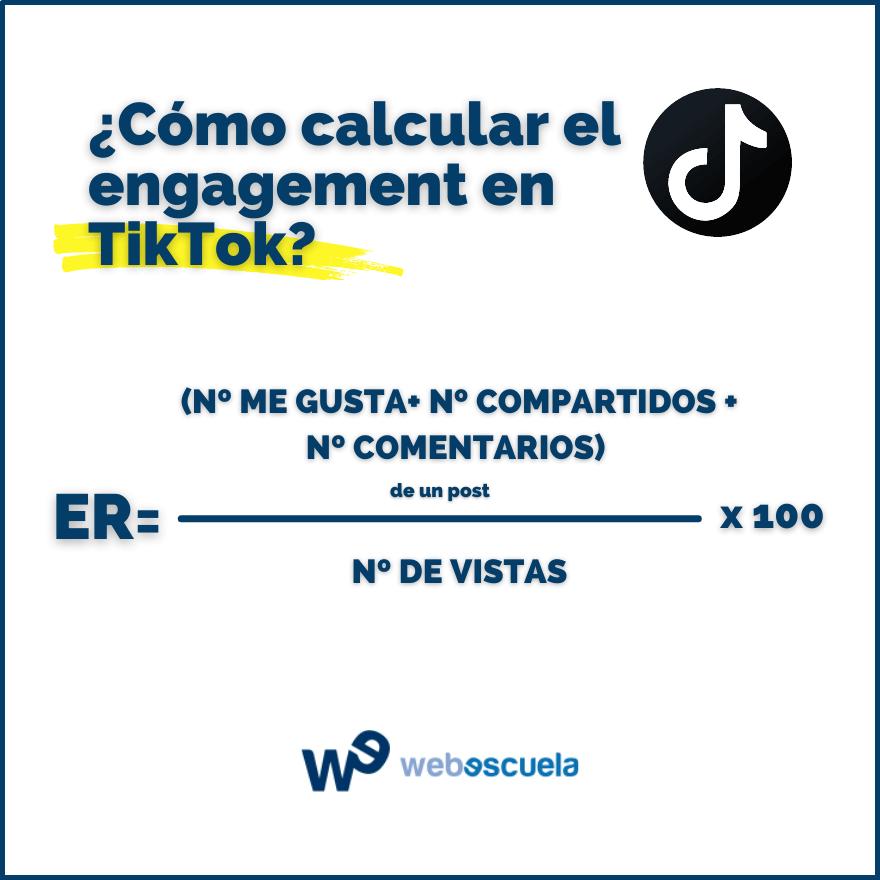 Engagement TikTok