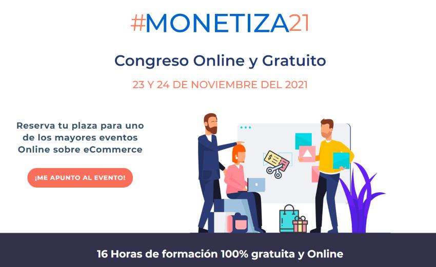 Lead magnet de congreso Online