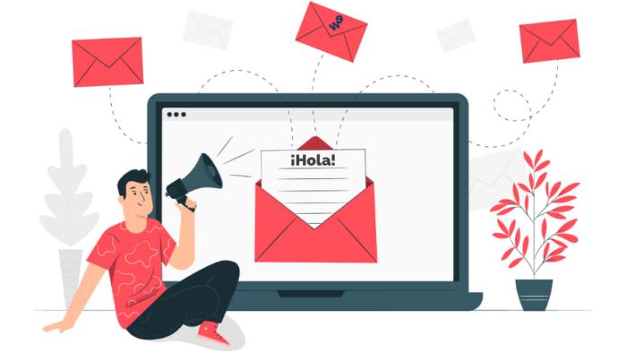 ¿Qué es un e-mail de bienvenida?